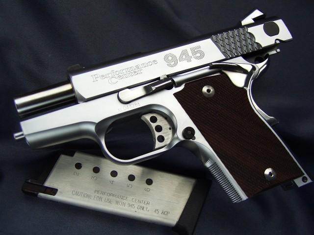 KSC S&W M945C Sカスタム01