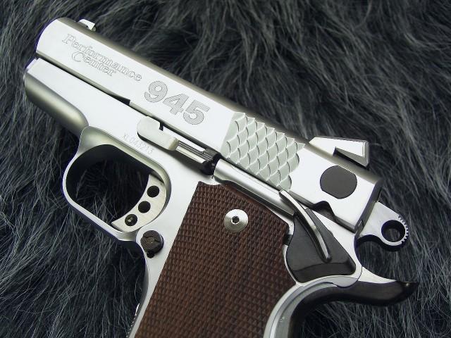 KSC S&W M945C B/Sカスタム02
