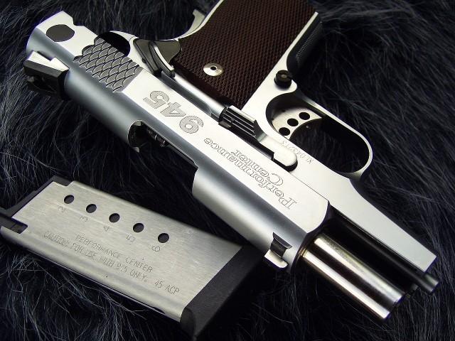 KSC S&W M945C B/Sカスタム04