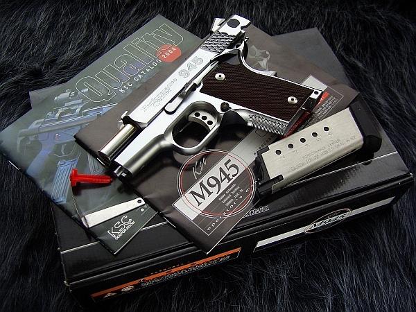 KSC S&W M945C B/Sカスタム05